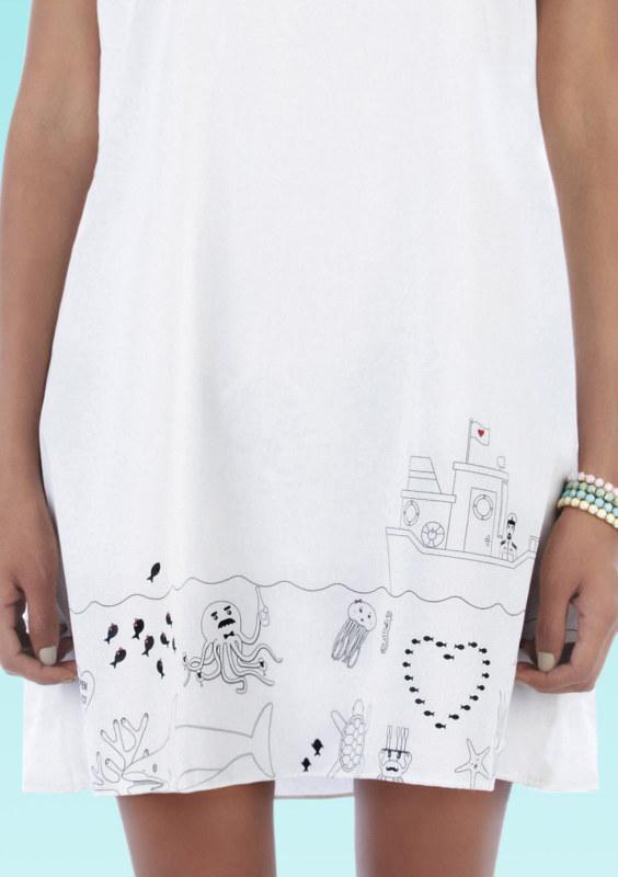 Style de la marque collection Bombón de algodón