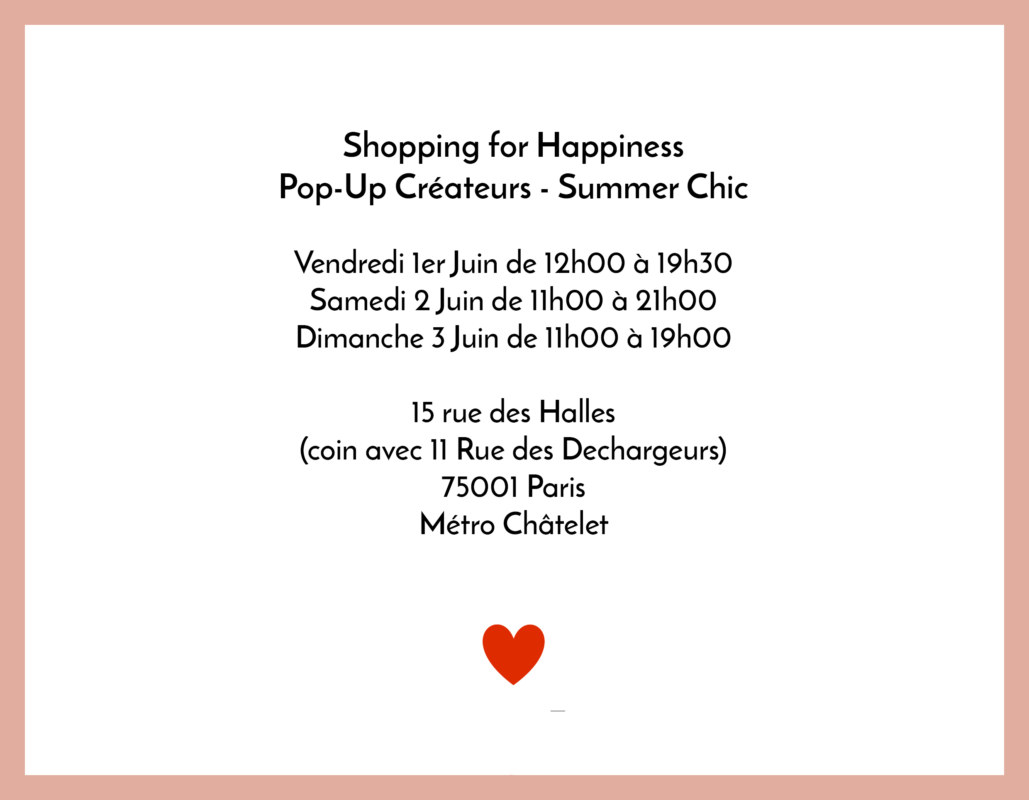 Pop-Up créateurs Shopping for Happiness marque vêtements Bombón de algodón