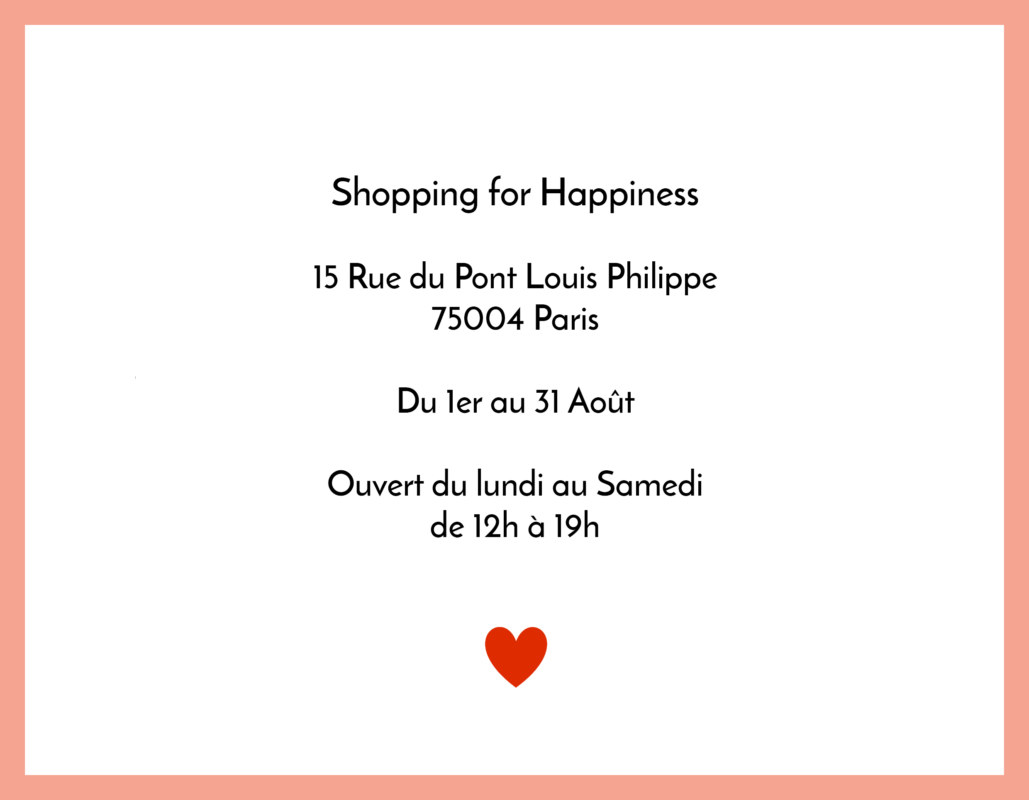 Concept store Shopping for Happiness marque vêtements Bombón de algodón